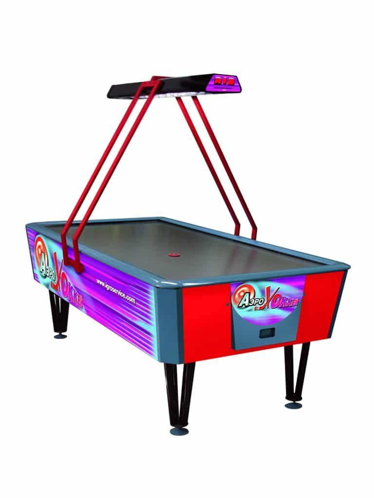 игровые автоматы для детей, аэрохок