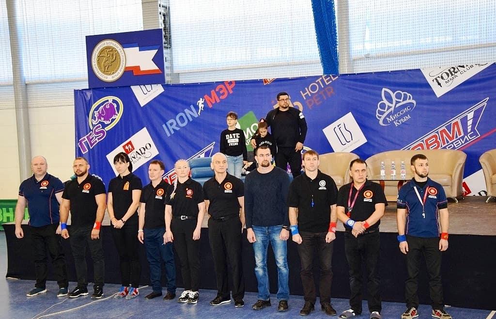 Чемпионат России по спортивной борьбе Грепплинг